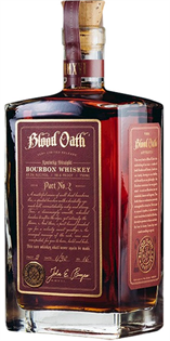 Blood Oath Bourbon Pact No. 3 750ml